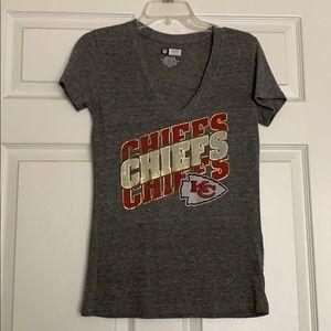 Kansas City Chiefs V-Neck